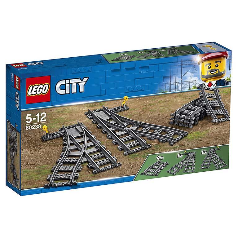 """60238 CITY """"Железнодорожные стрелки"""""""