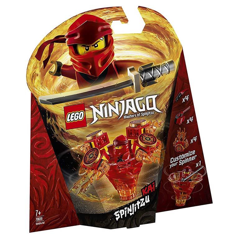 """70659 LEGO Ninjago """"Кай: мастер Кружитцу"""""""