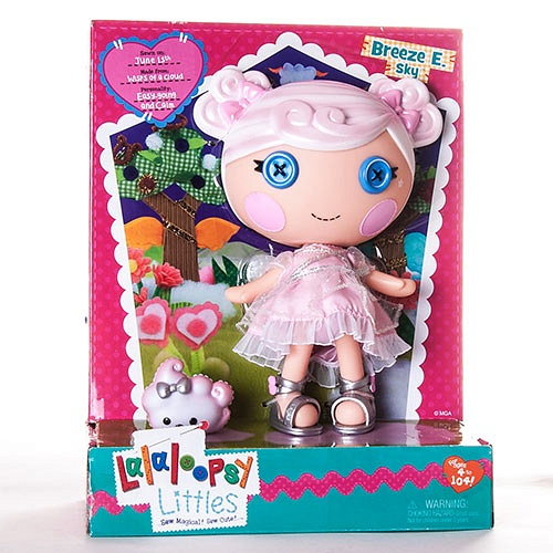 Кукла Lalaloopsy Littles, Ангелочек 533801 (шт.)
