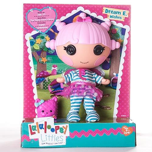 Кукла, Lalaloopsy Littles, Жемчужинка 533818